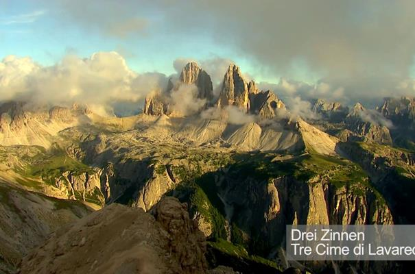 Tre Cime Dolomiti Estate